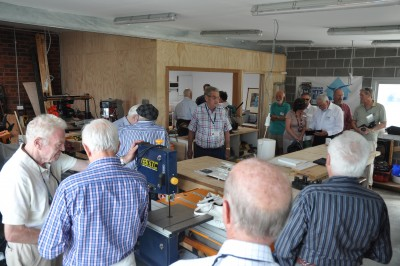 A Men's Shed in Mosman © Mosman Council